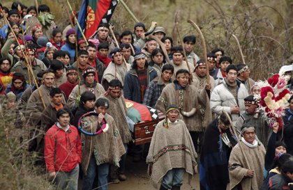 Los mapuches de Angol deponen la huelga de hambre