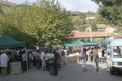 Aloños acoge la II edición del Mercado Pasiego