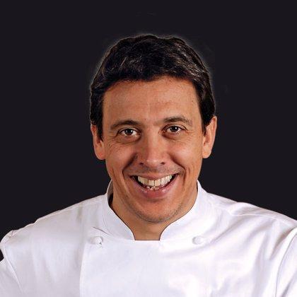 El cocinero riojano, Francis Paniego, chef invitado en la cita social culinaria 'Millesime'