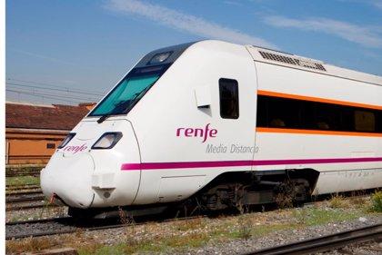 IU lleva al Congreso su sospecha de que se van a suprimir servicios ferroviarios entre Ávila y Madrid