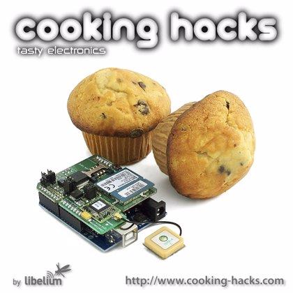 Innova.- La aragonesa Libelium lanza 'Cooking Hacks' que acerca la electrónica a la sociedad