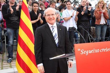 """Montilla reclama el apoyo de Barcelona avisando que CiU la """"despreció"""""""