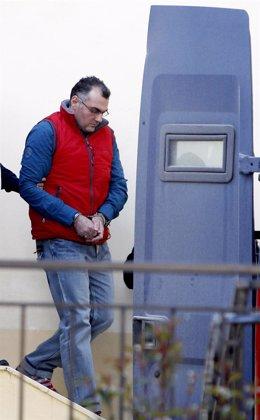 Epaminondas Korkoneas, policía griego condenado