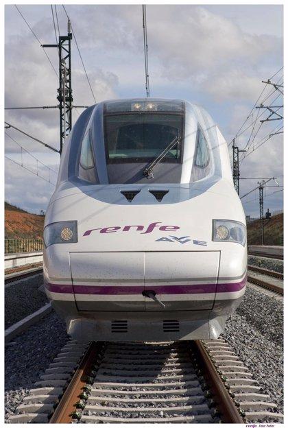 Blanco realiza hoy el primer viaje del AVE en pruebas con pasajeros a la estación 'Joaquim Sorolla' de Valencia