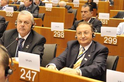 Ruiz-Alejos lleva la voz de las empresas riojanas al Parlamento Europeo