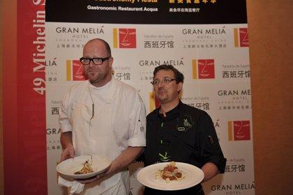 """Extremadura cierra """"con el mejor sabor de boca"""" su Programa Gastronómico en el Pabellón de España en Shanghai"""