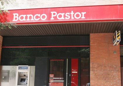 Banco Pastor abonará un dividendo bruto de 0,0267 euros el 19 de octubre