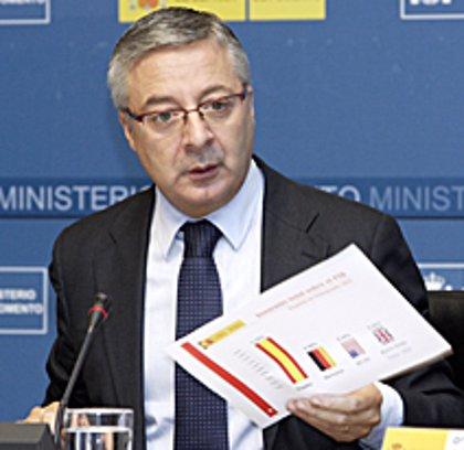 Economía/Transportes.- Blanco afirma que Fomento ejecutará una inversión de casi 15.000 millones en 2010, pese al ajuste