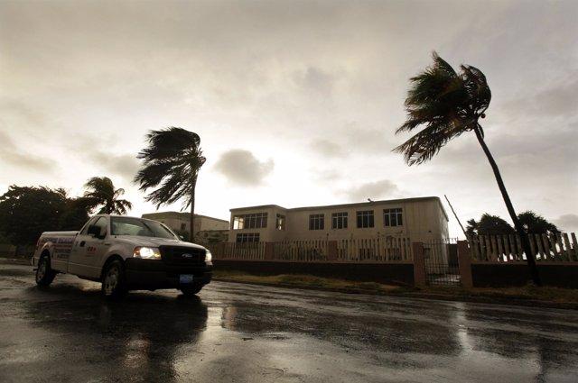 Tormenta tropical 'Paula'  en Cuba