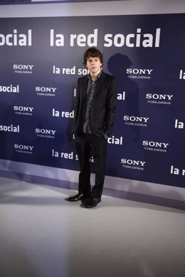 Jesse Eisenberg interpreta a Mark Zuckerberg en 'La Red Social'.