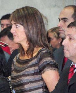 Idoia Mendia, consejera de Justicia