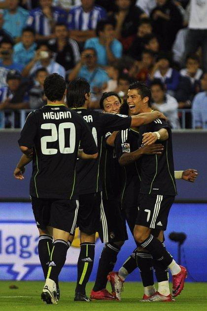 Higuaín y Cristiano maximizan al Madrid