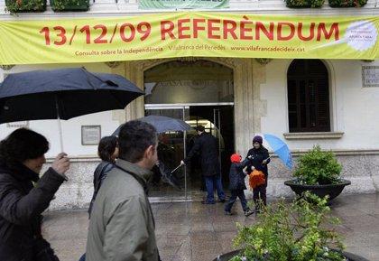 Carod y Ridao votan este domingo en la quinta ola de las consultas soberanistas