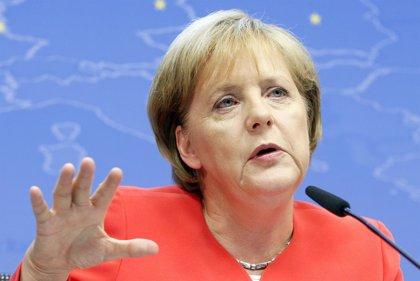 """Merkel habla de """"fracaso"""" de la sociedad multicultural alemana"""