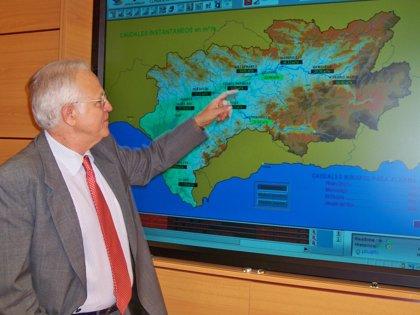 M.La CHG ofrece su colaboración a la Agencia Andaluza del Agua para mejorar la gestión del temporal