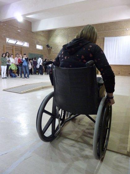 PSOE-A pide el miércoles en el Parlamento el fomento de la accesibilidad para personas con discapacidad en ámbito local
