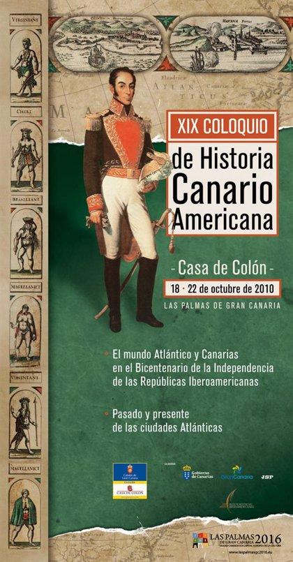 El venezolano Tomás Straka inaugura el XIX Coloquio de Historia Canario-Americana
