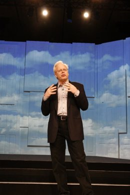 Ray Ozzie, directivo de Microsoft