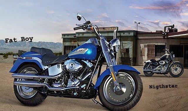 Jornadas de puertas abierta de Harley Davidson