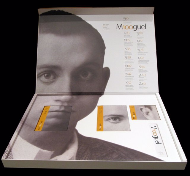 Material del proyecto dedicado a Miguel Hernández