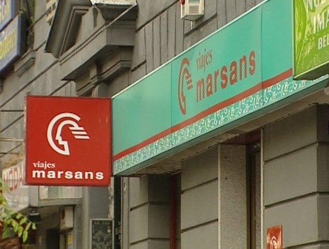 Agencia de viajes de Marsans