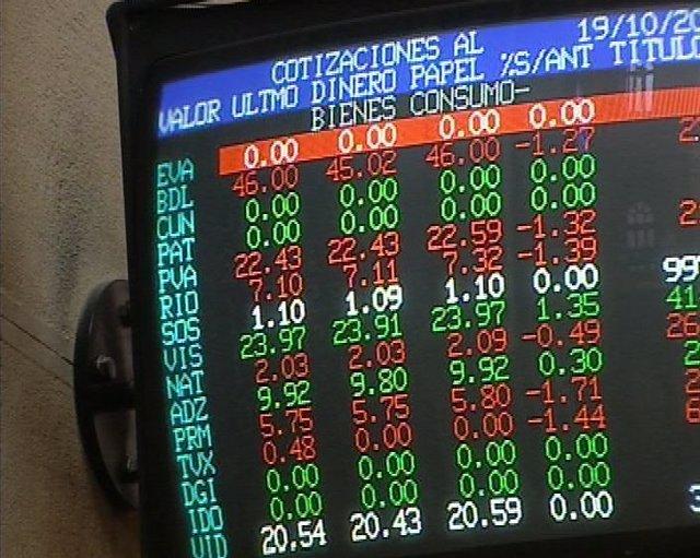 El Ibex 35 sube un 0,74%