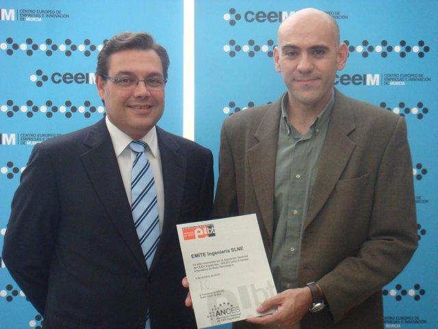 El INFO entrega a EMITE Ingeniería un diploma como empresa EIBT
