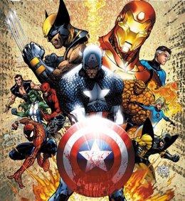 Imagen de Los Vengadores de Marvel
