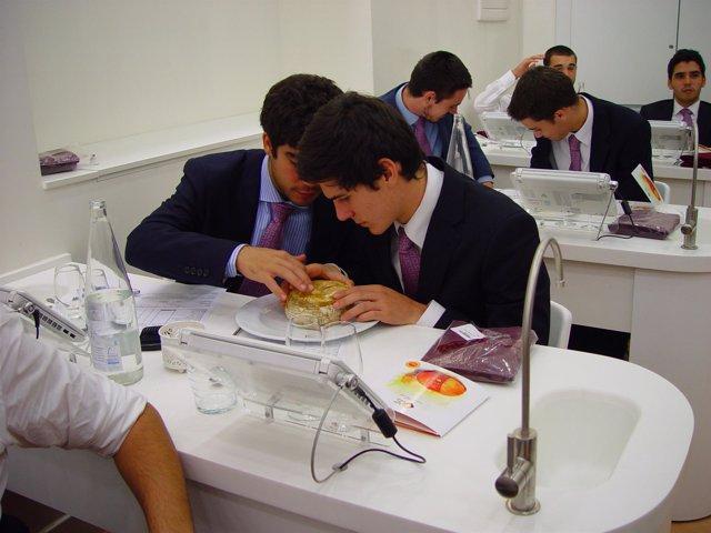 Cata Escuela de Hostelería de Sevilla