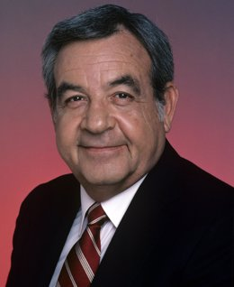 El actor Tom Bosley