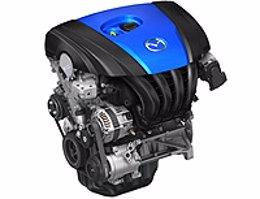 Motor Mazda2 Skyactiv-G