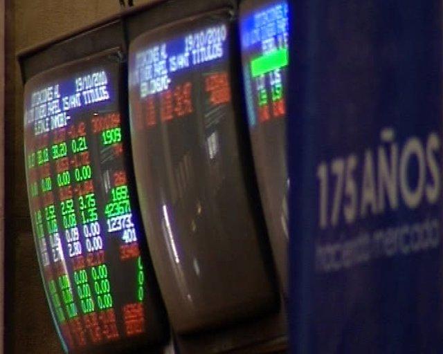 La bolsa cierra con una caída del 0,02%