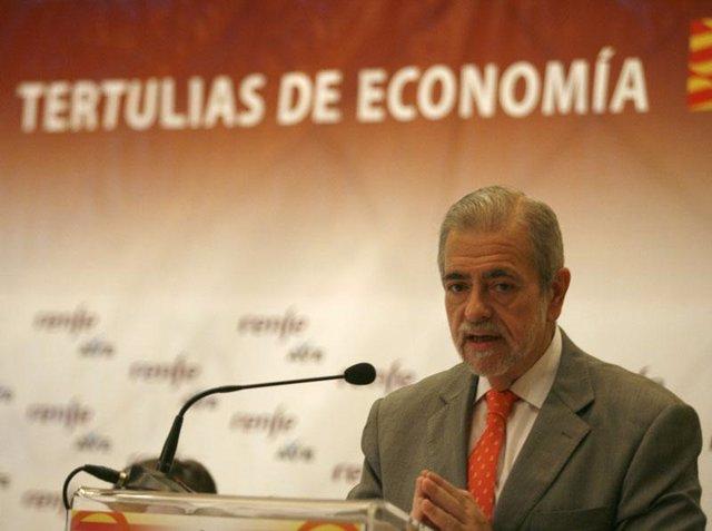 Beteta en encuentros económicos de Aragón