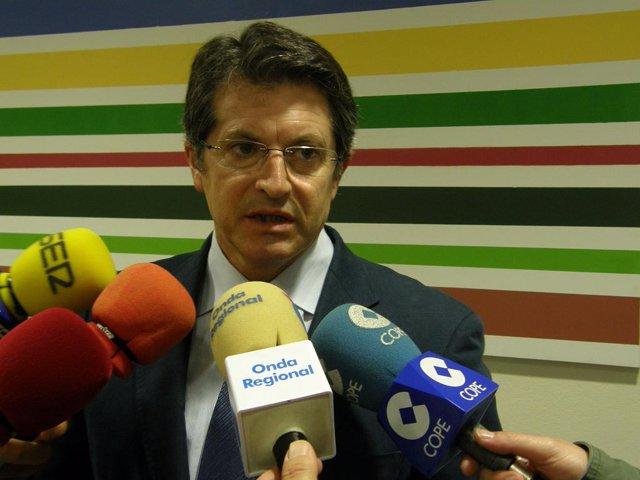 El Alcalde de Lorca muestra su indignación porque el Ministerio de Fomento vuelv