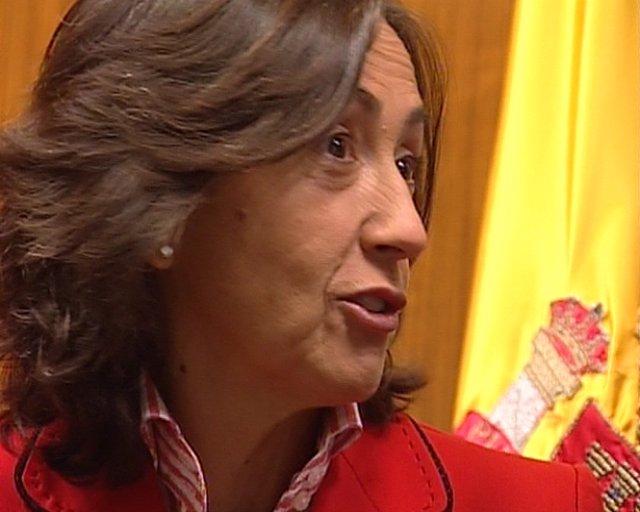 Rosa Aguilar Ministra R