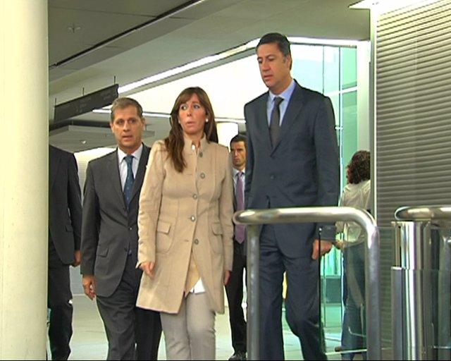 García Albiol (PP) declara hoy por  folletos