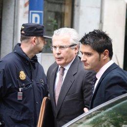 Juez De La Audiencia Nacional Baltasar Garzón