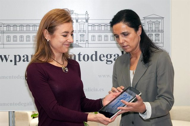 A conselleira de Facenda, Marta Fernández Currás, entregará o Proxecto de Lei de