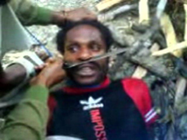 Una de las imágenes del vídeo