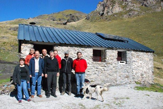 Cabaña de Calhaus