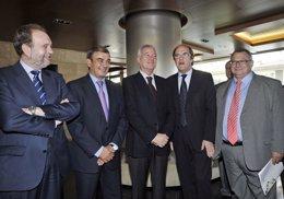 El presidente de la Comunidad, Ramón Luis Valcárcel, inauguró hoy el Congreso Es