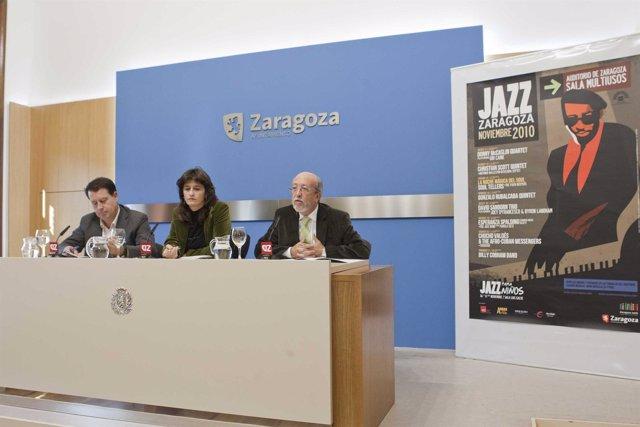 Presentación JazzZaragoza