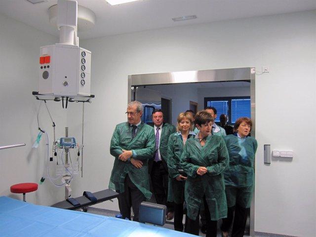 El Centro Sanitario del Bajo CInca amplía su actividad quirúrgica