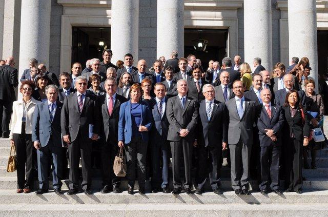 La delegación del campus Mare Nostrum en Madrid