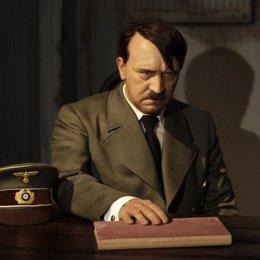 Figura de cera de Hitler en el museo Madame Tussauds de Berlín