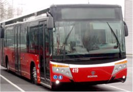 Autobús de Rober