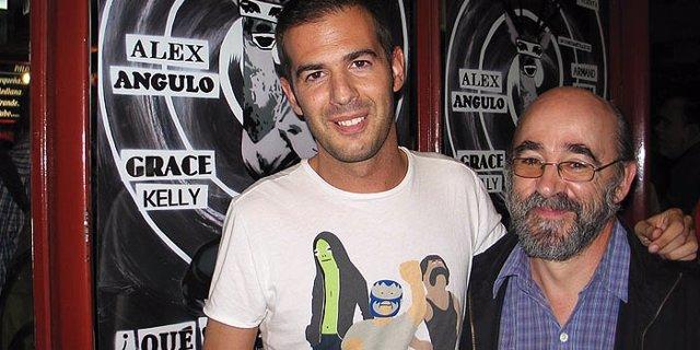Armand Rovira y Álex Angulo