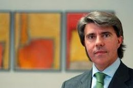 Ángel Garrido, concejal del PP en Madrid