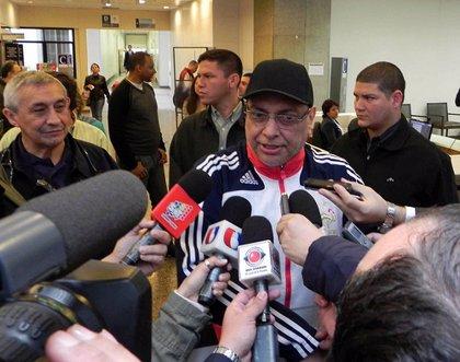 Paraguay.- Lugo fue internado de urgencia este sábado por una taquicardia