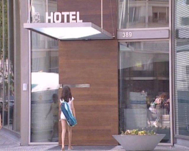 Las pernoctaciones hoteleras aumentan un 1%